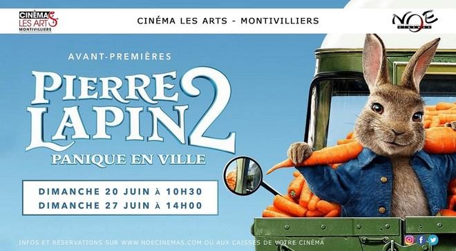AVANT-PREMIERE - Pierre Lapin 2