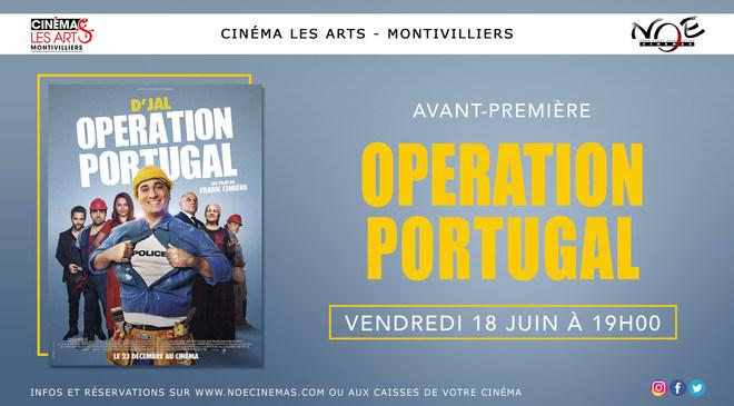 AVANT-PREMIRE - Opération Portugal