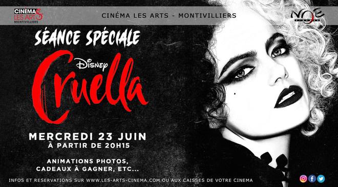 Séance spéciale - Cruella