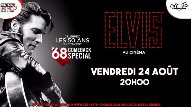 CONCERT : ELVIS 68' COMEBACK SPECIAL