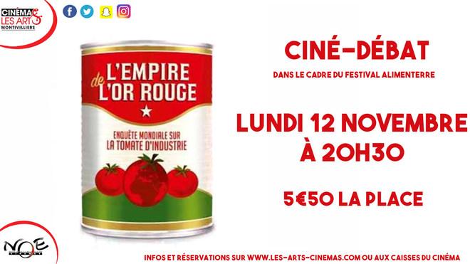 CINÉ-DÉBAT - L'EMPIRE DE L'OR ROUGE
