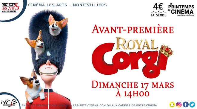 AVANT-PREMIÈRE Royal Corgi