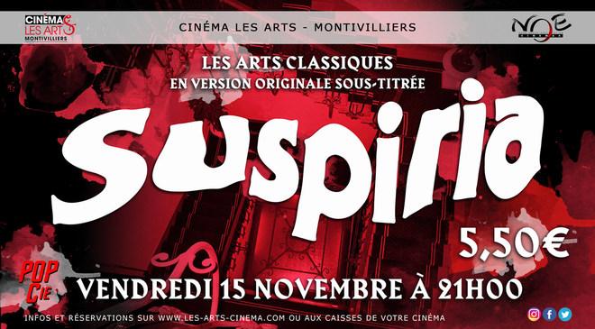 LES ARTS CLASSIQUES - SUSPIRIA